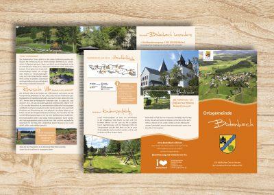 Imageflyer für die Gemeinde Bodenbach